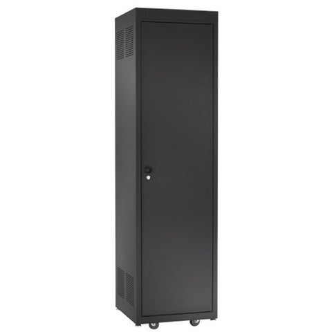 Solid Steel Side Door for 12U S1 Rack