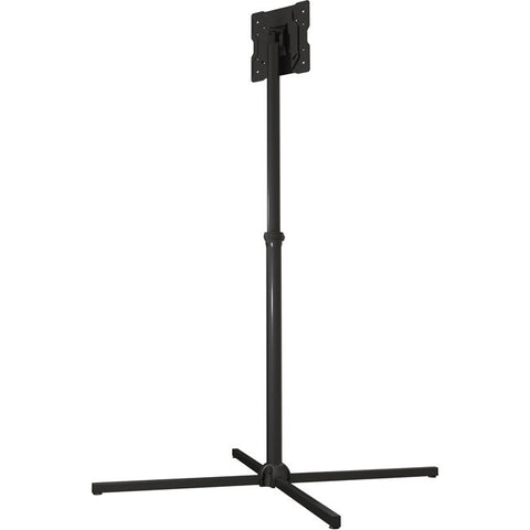 "Collapsible floor stand with protective case for 32"" to 55""+ displays"