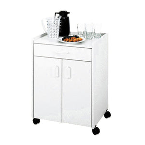 Breakroom Coffee Cart