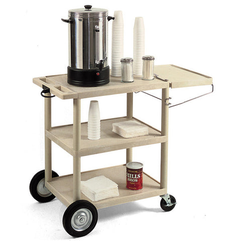 Choose a beverage cart coffee cart or hostess trolley for Coffee carts for office