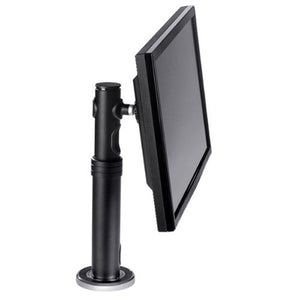 Point-of-Sale Countertop Monitor Mount with Telescoping Pole