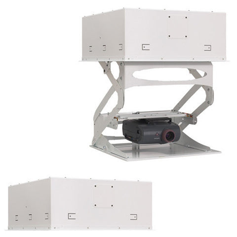 SMART-LIFT Automated Projector Mount (for Fixed Ceiling Installations 120V)