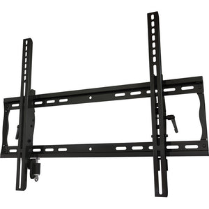 "Universal tilting mount with lock for 32"" to 55""+ flat panel screens"