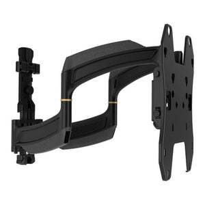 "Medium THINSTALL™ Dual Swing Arm Wall Display Mount - 18"" Extension"