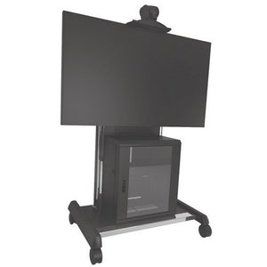 X-large FUSION Video Conferencing Cart