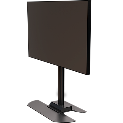 "Kiosk Display Stand for 37"" to 65"" displays"