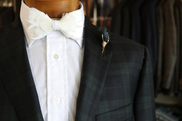 Hickey Freeman and Brackish Bow Ties