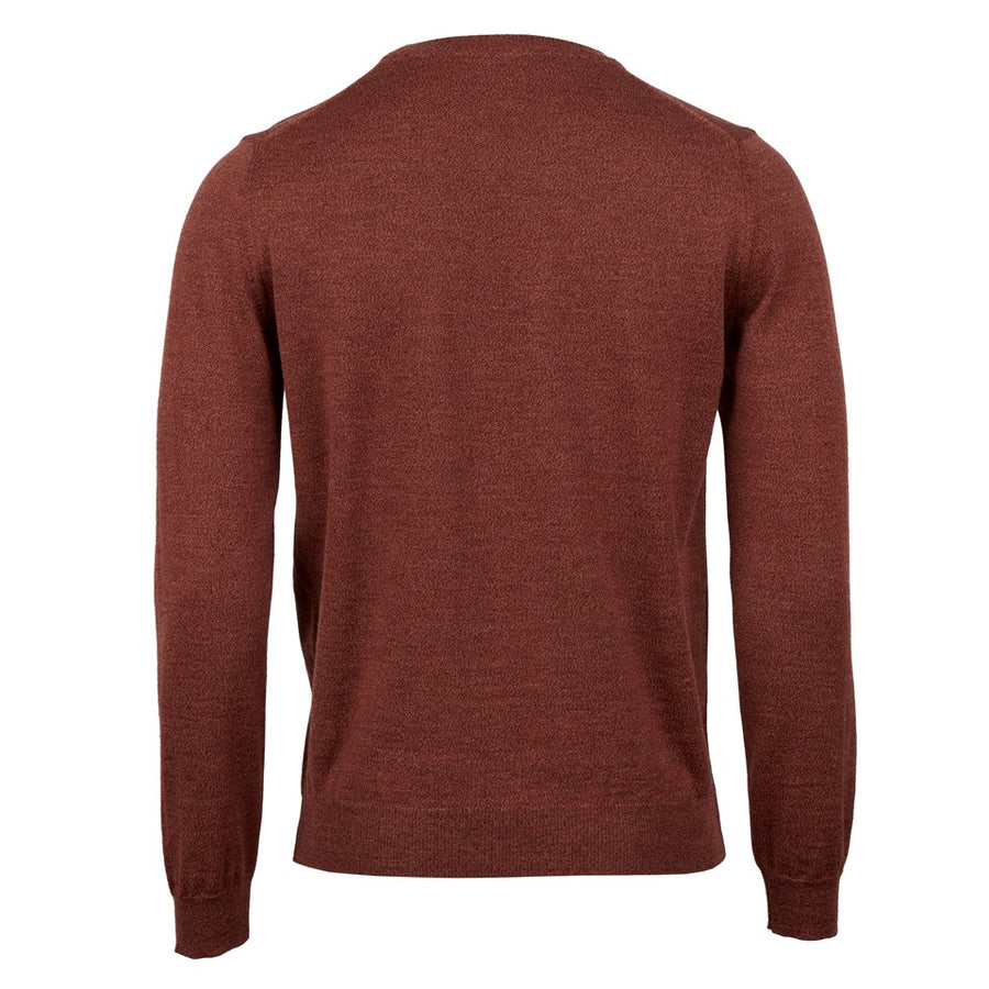Mouline Merino Crew Neck Sweater