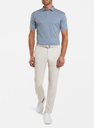 Tailored Fit Bullock Performance Polo