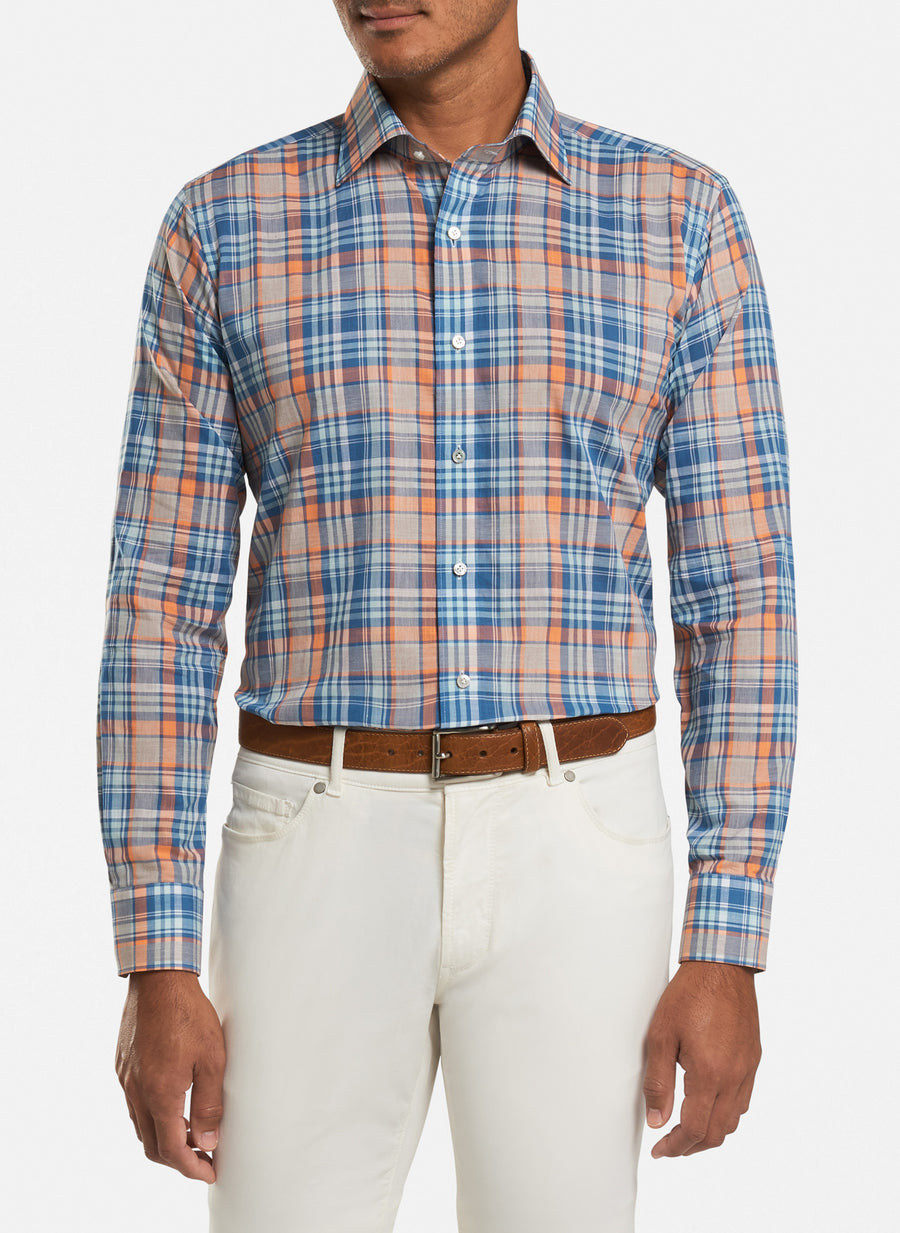 Solstice Chambray Sport Shirt