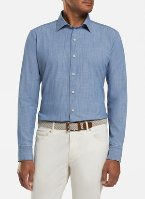 Collection Chambray Sport Shirt
