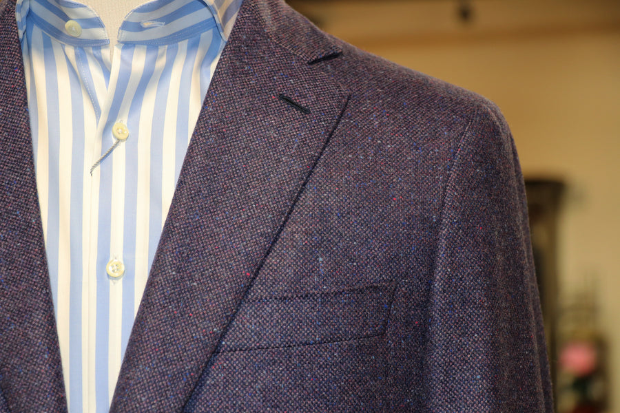 Cashmere & Silk Luxury Sportcoat