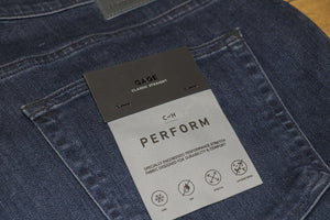 Gage Classic Straight Performance Jean in Undertow