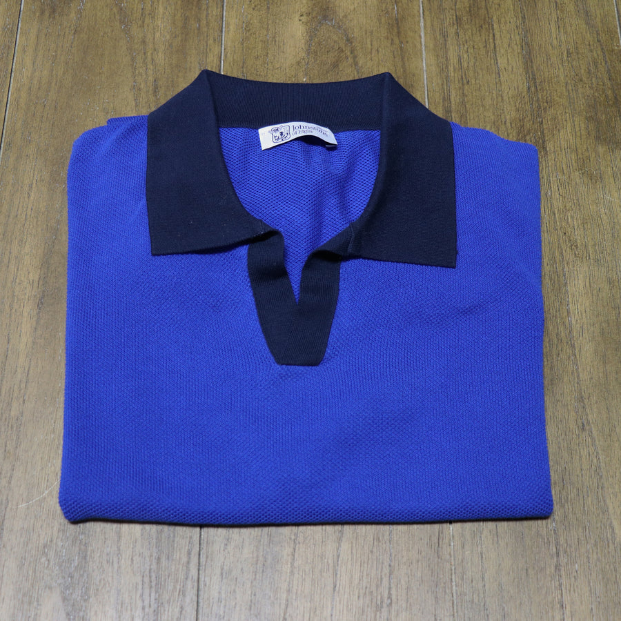 Pima Cotton Knit Polo