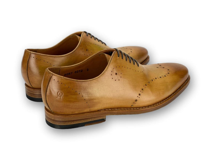 Savannah Wingtip Oxford