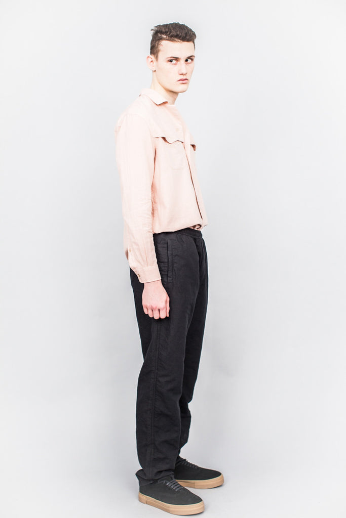CMMN SWDN Carson Shirt Dusty Pink - SOLD OUT