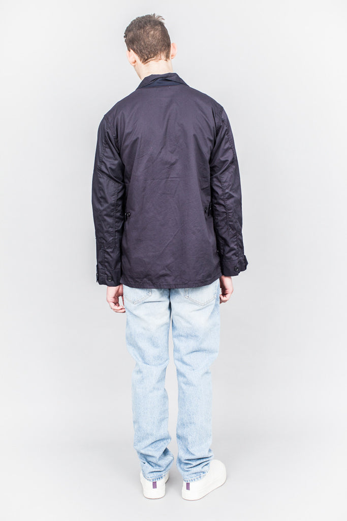 Engineered Garments BDU Jacket Dk. Navy High Count Twill