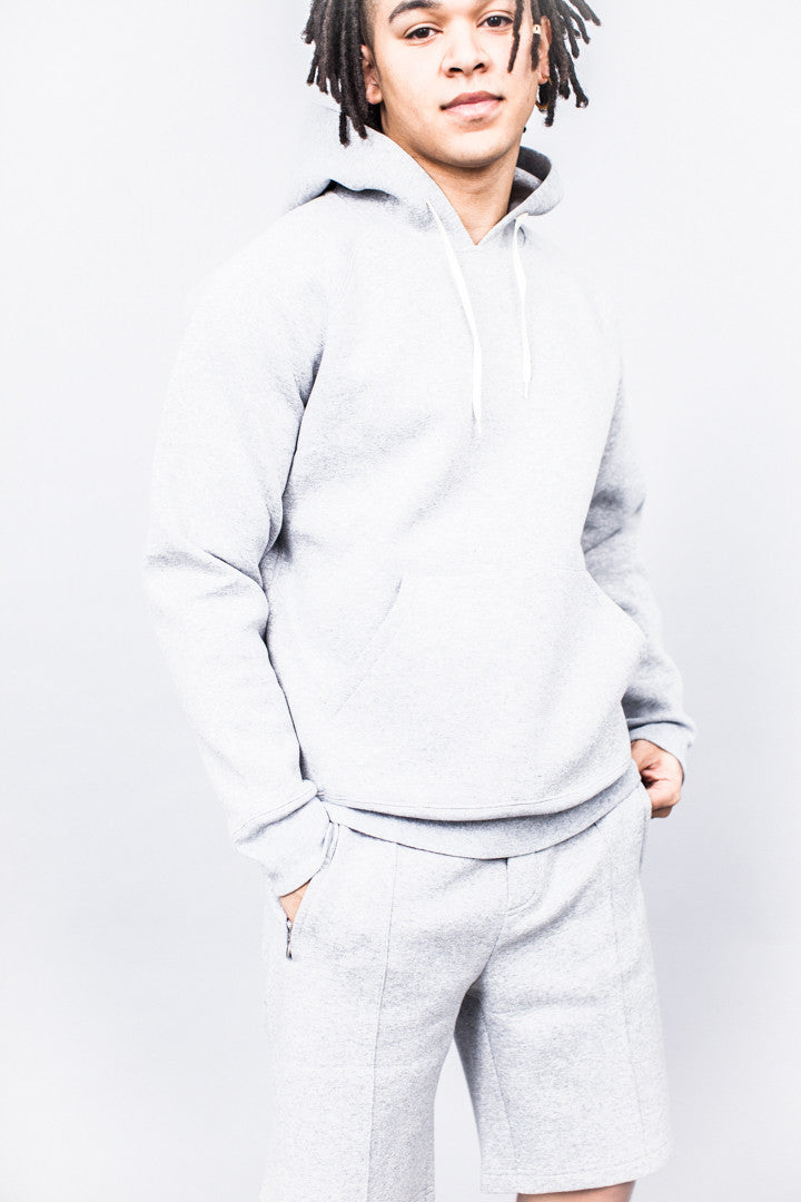 Our Legacy Single Hood Grey Scuba
