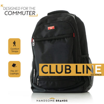 Handsome Top Gear Backpack – Club Line intro