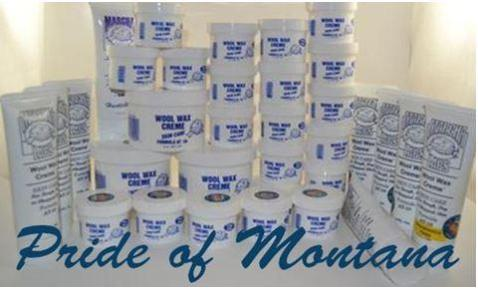 Pride of Montana Wool Wax Creme