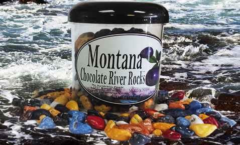 Chocolate River Rocks