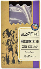 Windrift Hill Goat Milk Bath Bar