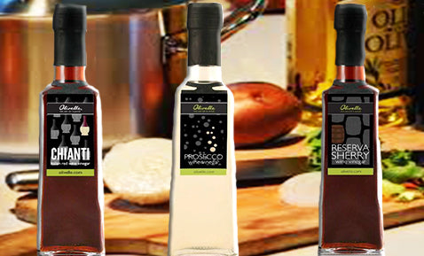 Olivelle Wine Vinegar