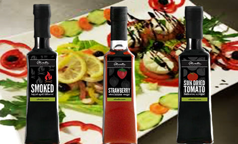 Olivelle Balsamic & Infused Vinegar