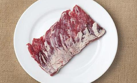 BEEF-Skirt Steak - 8 oz