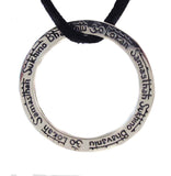Happiness Mantra Pendant