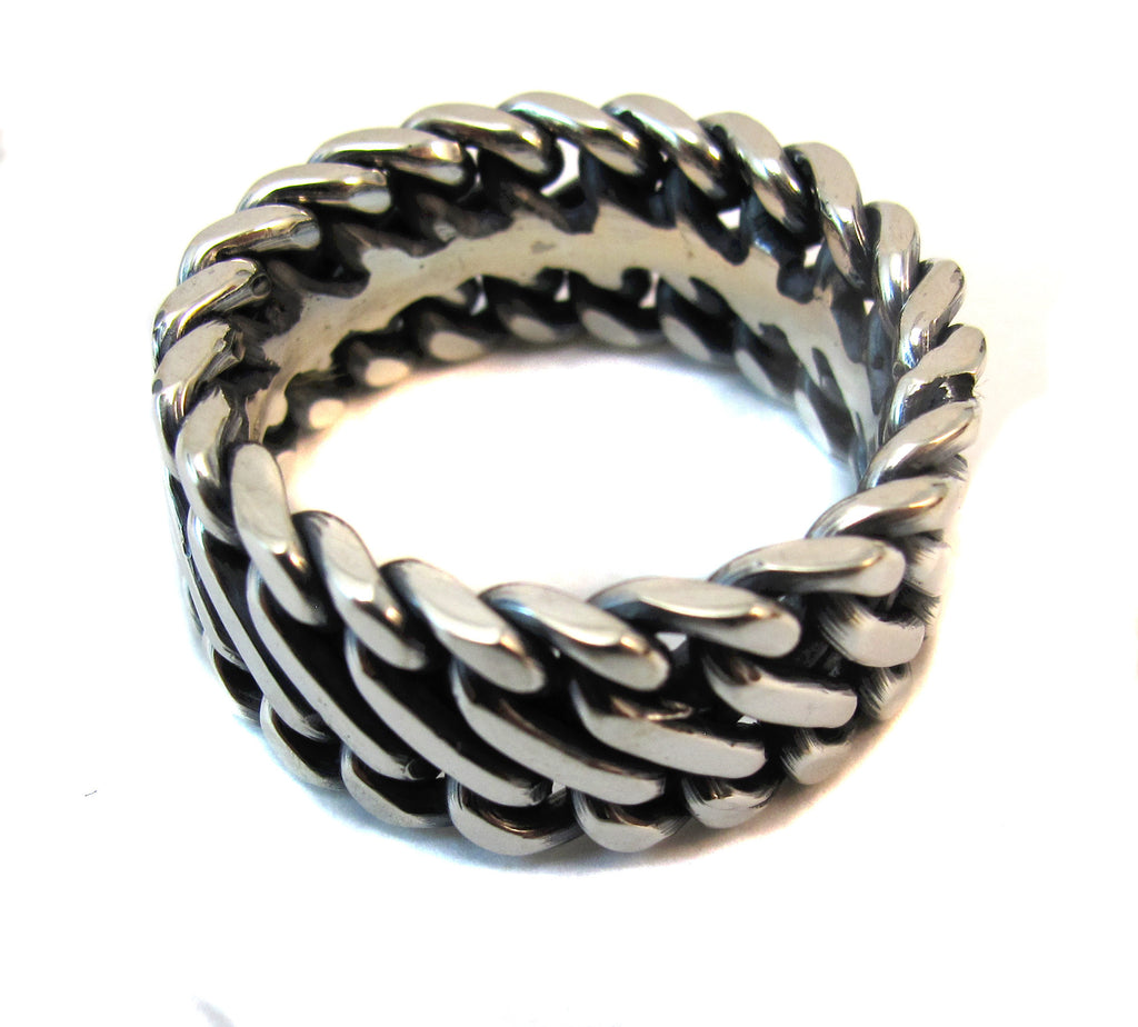 Solid chain ring - Agabhumi