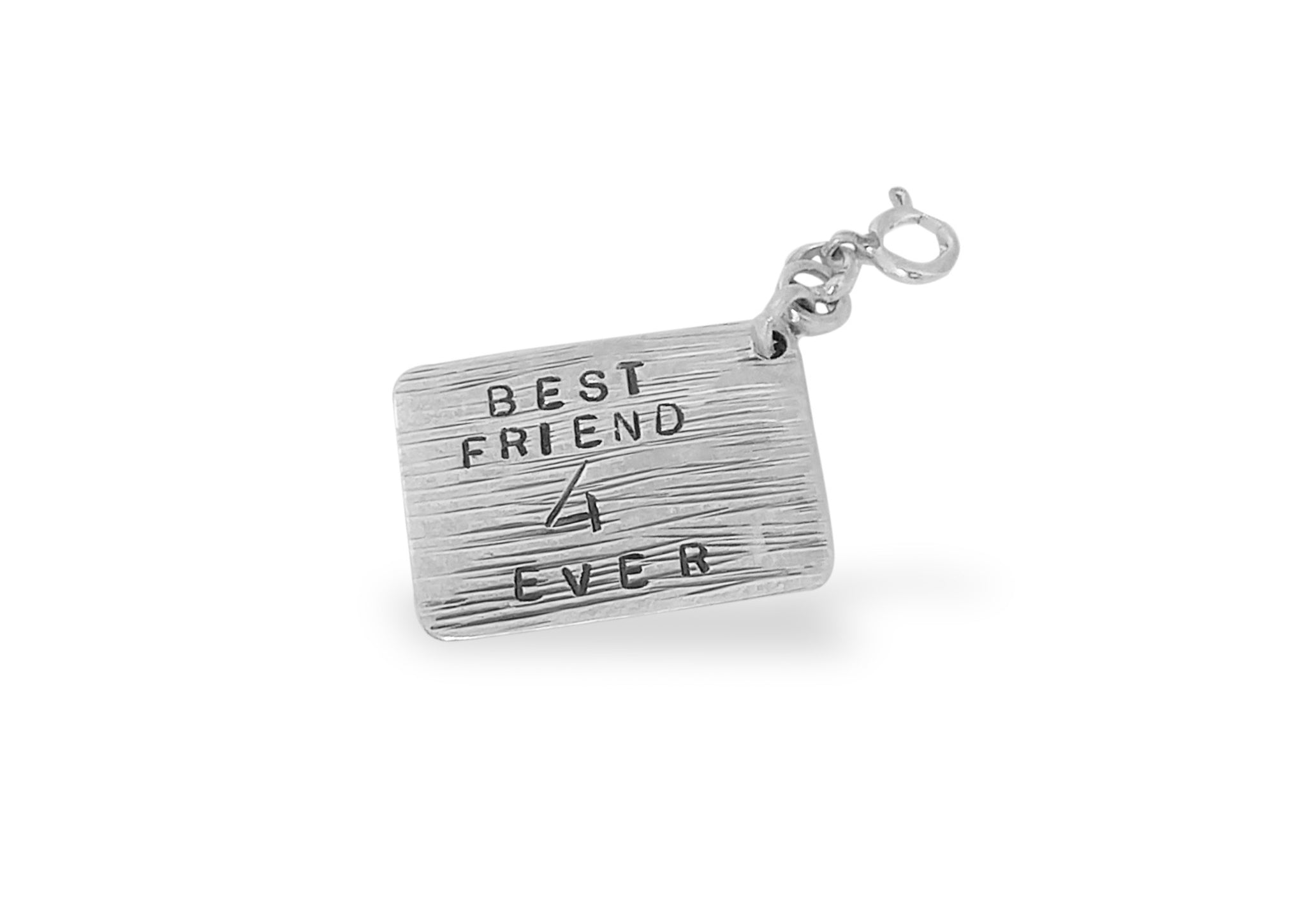 Best Friend 4 Ever Charm - Agabhumi