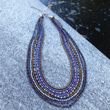 Beautiful Beads Necklace - Agabhumi