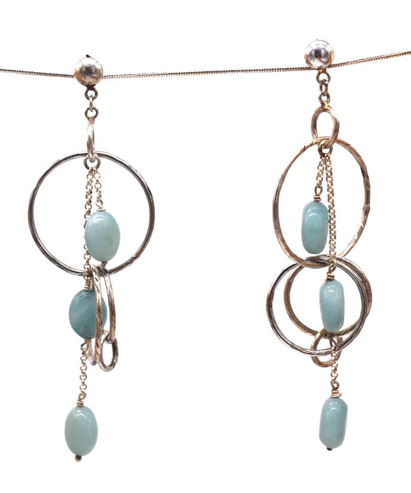 Swinging Amazonite