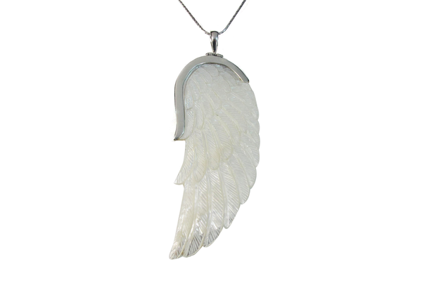 White Angel Wing - Agabhumi