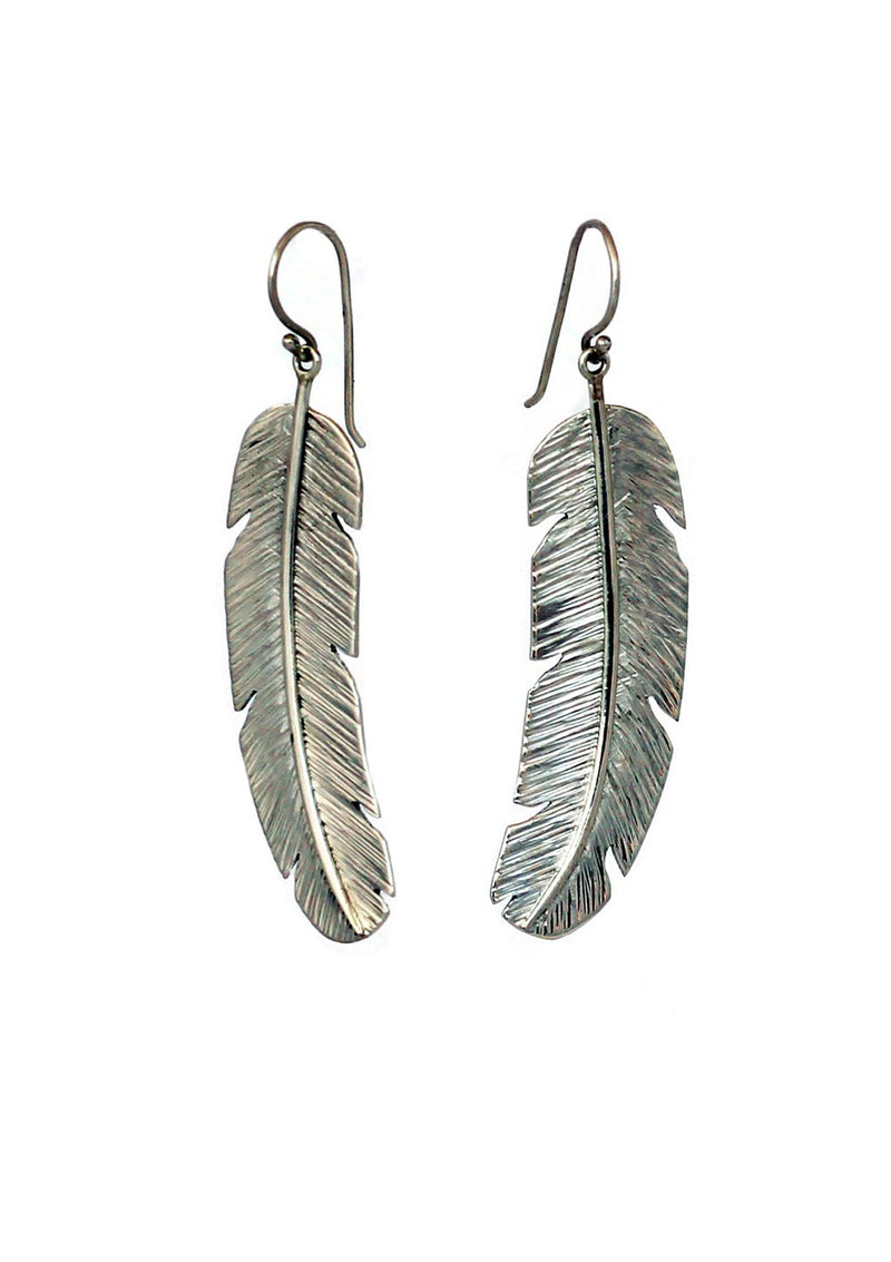 Angel Feather Earring - Agabhumi