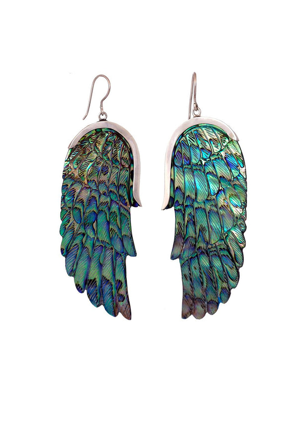 Paua Angel Wings - Agabhumi