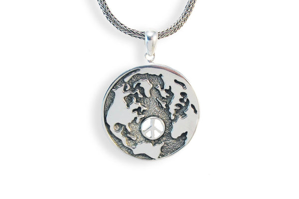 Missing Peace Pendant - Agabhumi