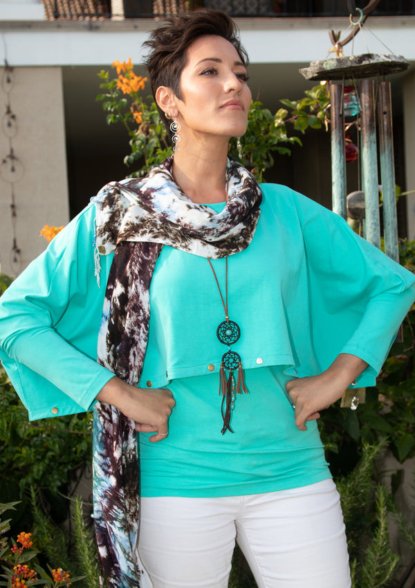 Snap to it top tosca