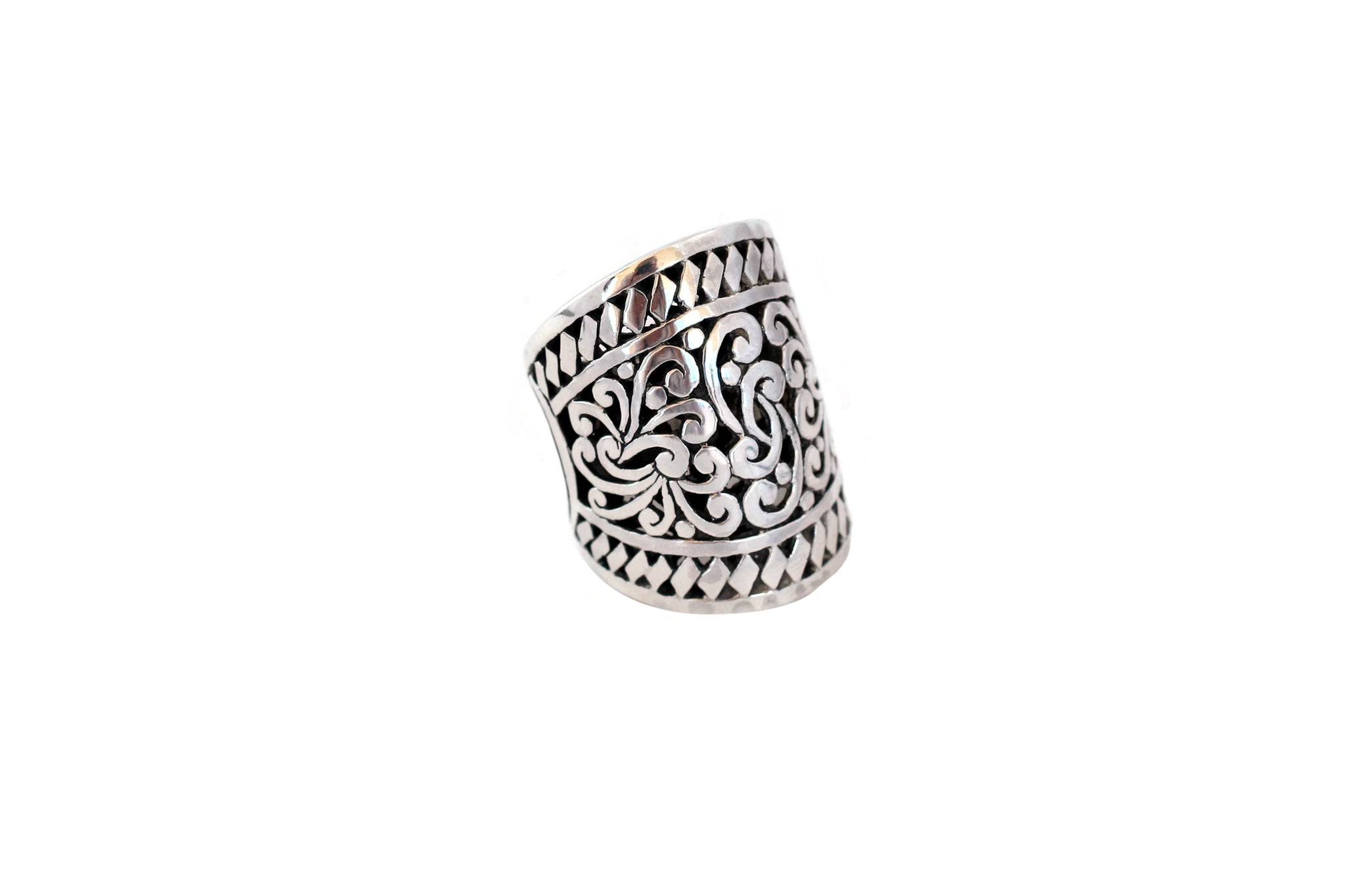 Finger Cuff Ring