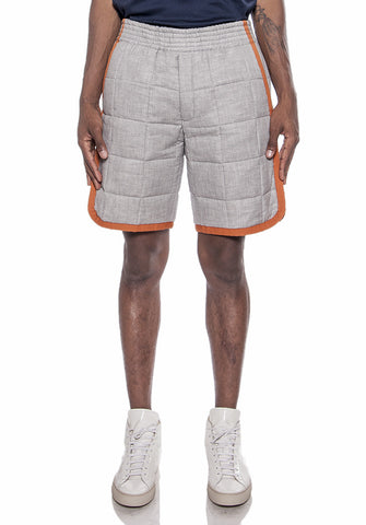 QUILTED EASY SHORTS