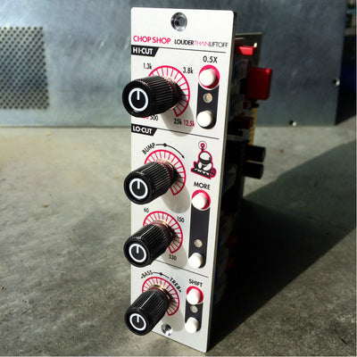Chop Shop 500 Series EQ