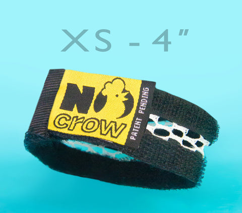 "4"" Extra Small (10.16cm) NO CROW Rooster Collar"