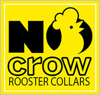 NO CROW Rooster Collars
