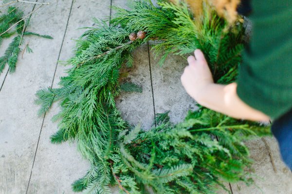 Holidy Wreaths with a Twist Workshops (Multiple Dates)