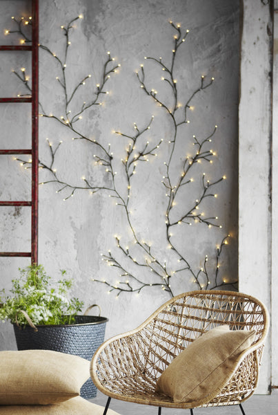 Lighted Wall Branch
