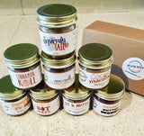 Mini Jar 8 Jar Collection - Flavors will vary