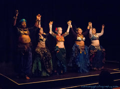 Shades of Araby on stage in Toronto Canada