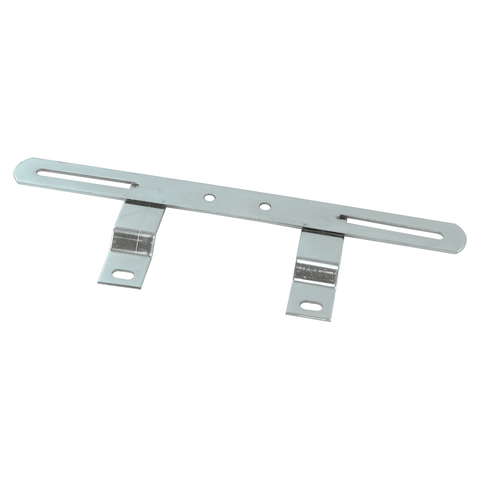 Bulk License Bracket, Front, Each - AA Performance Products