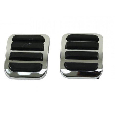 Pedal Covers, Brake & Clutch, Pair - AA Performance Products